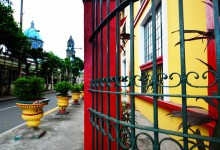 The Walled City of Intramuros - photo by Renata